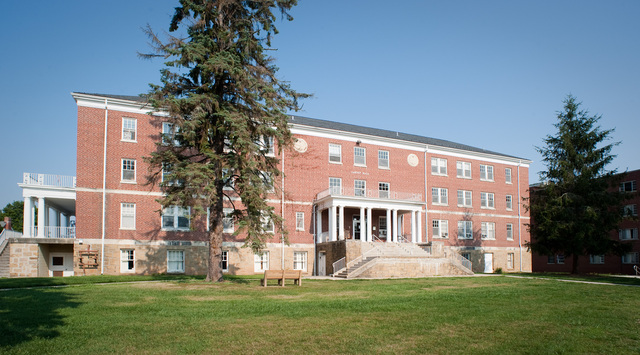 Haunted Halls At Concord University (1/2)